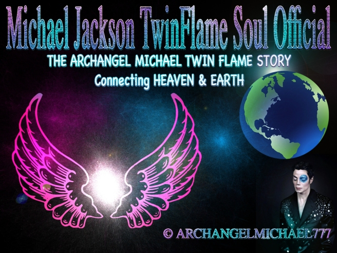 Archangel Michael Twin Flame Story Connecting Heaven and Earth