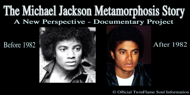 Michael Jackson Metamorphosis Story: Before and After 1982 Only Nose Surgery- Photos for Educational and Documentary Purpose