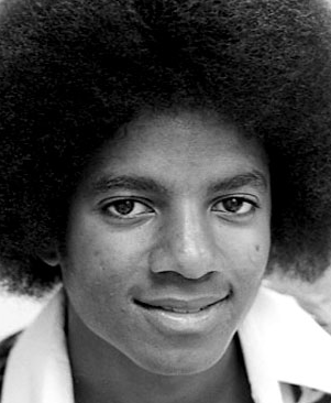 Michael Jackson Teenager Phase- Photo for Educational Purpose