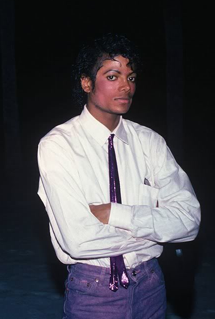 Michael Jackson after 1982: Weight Loss and New Diet - Photo for Educational Purpose