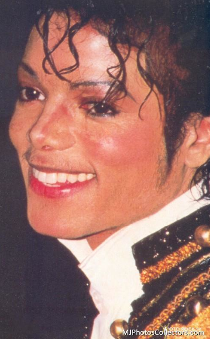 Madame Tussauds in 1985 - Michael Jackson - PHOTO FOR EDUCATIONAL & SCIENCE RESEARCH PURPOSE-