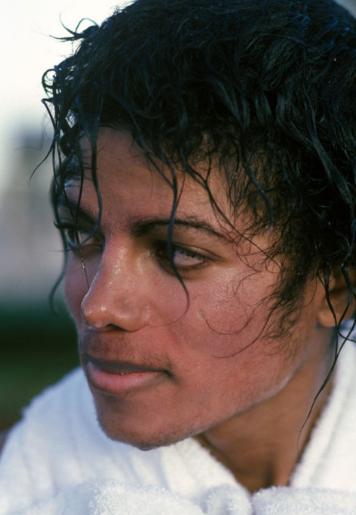 Michael Jackson Thriller Era- Private Swimming Pool Picture for Educational Purpose