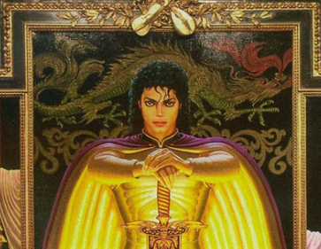 Archangel Michael- The Knight (Photo for educational Purpose) © David Nordahl