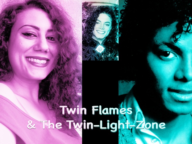 The Twin Light Zone: Twin Flames Ying/Yang Energies and Merging Dynamics © Michael Jackson TwinFlame Soul Official