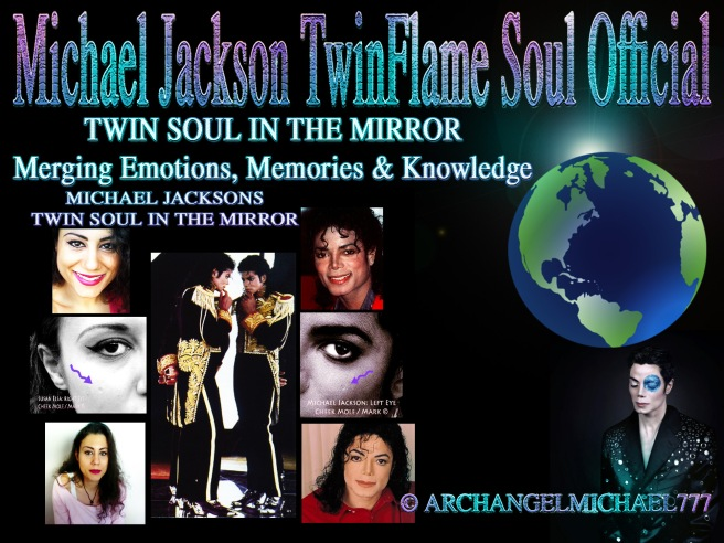 "Michael Jackson - ""Twin Soul In The Mirror"": Merging Memories, Emotions and Knowledge © Michael Jackson TwinFlame Soul Official"