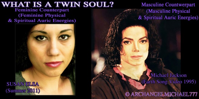 What A Twin Soul Really Is in VISUAL TEACHINGS and More © Michael Jackson TwinFlame Soul Official