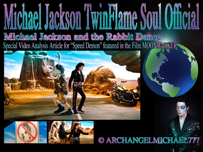 Michael Jackson and the Rabbit Dance- Special Easter Video Analysis © Michael Jackson TwinFlame Soul Official