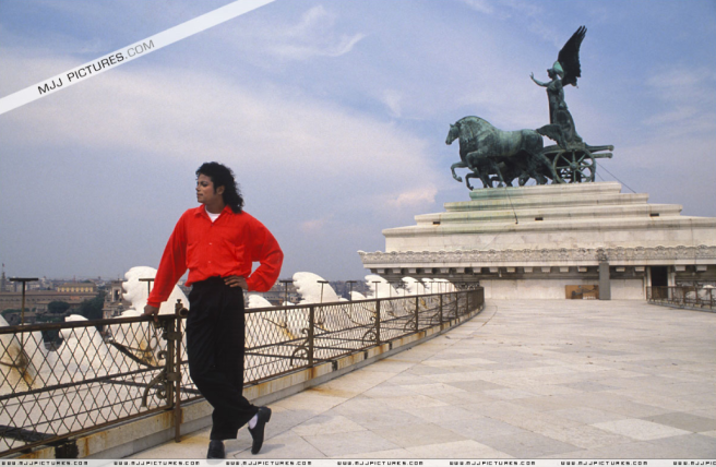 Michael Jackson visits Rome and the Vatican 1988 -Photos for Educational Purpose- Michael Jackson TwinFlame Soul Official