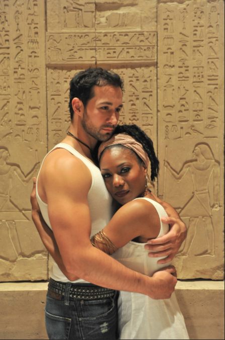 For Educational Purpose- Ancient Egyptian Story produced recently by Elton John- http://www.theaterlatteda.com/media-room/media-room-2012-13-season/aida-publicity-and-production-photos/