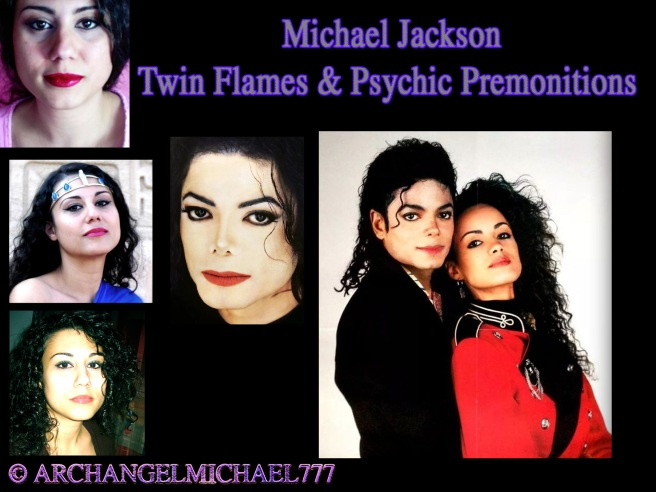 Michael Jackson: Twin Flames and Psychic Premonitions through Soul Connection in Art Works © Official TwinFlame Soul Story