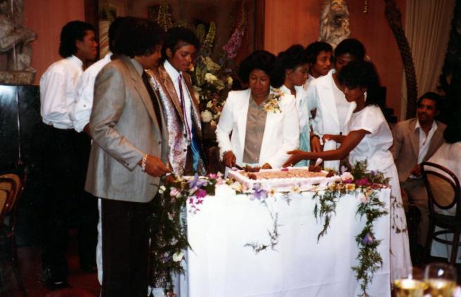 Michael Jackson and his beloved Mother Katherine - Eternal Memories-