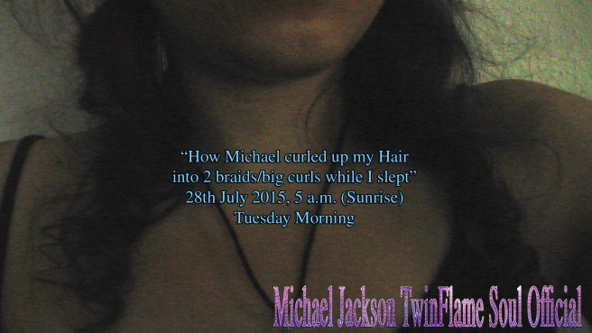 1 Susan Elsa Michael Jackson TwinFlame Soul Photos 28 July 2015 - 5 am morning © ArchangelMichael777
