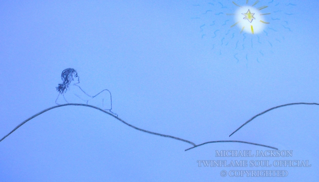 """Michael´s Lucky Star Dreams""- Channeled Drawings by Susan Elsa  CD1-MICHAEL JACKSON TWINFLAME SOUL OFFICIAL © COPYRIGHTED"
