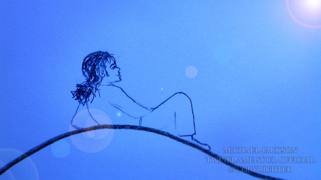 """Stars Sky Premonitions ""- Channeled Drawings by Susan Elsa  CD3 -MICHAEL JACKSON TWINFLAME SOUL OFFICIAL © COPYRIGHTED"