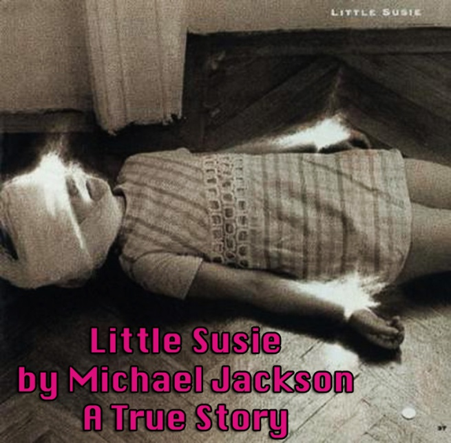 Little Susie The Girl with the Tune (Song) - Official Single Cover Michael Jackson for Educational Purpose - TwinFlame Soul Official
