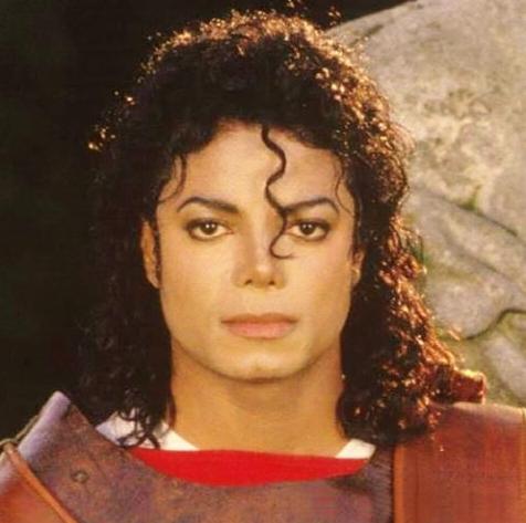 Michael Jackson Archangel Michael PR Photo