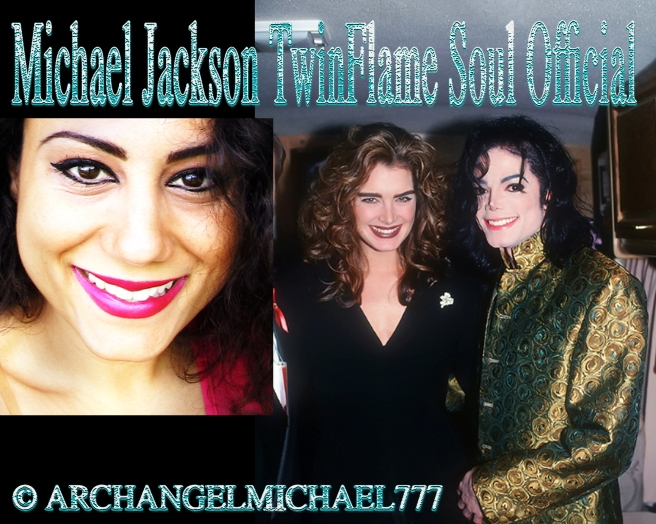 The True Mirror Image Twin Flame Counterpart Susan Elsa 33  © Michael Jackson TwinFlame Soul Official