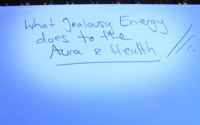 What Jealousy Energy does to Aura and Health- Spiritual Education and Awareness by Susan Elsa © ArchangelMichael777 Special Channeled Energy Drawings & Infos on Twin Flames Energy