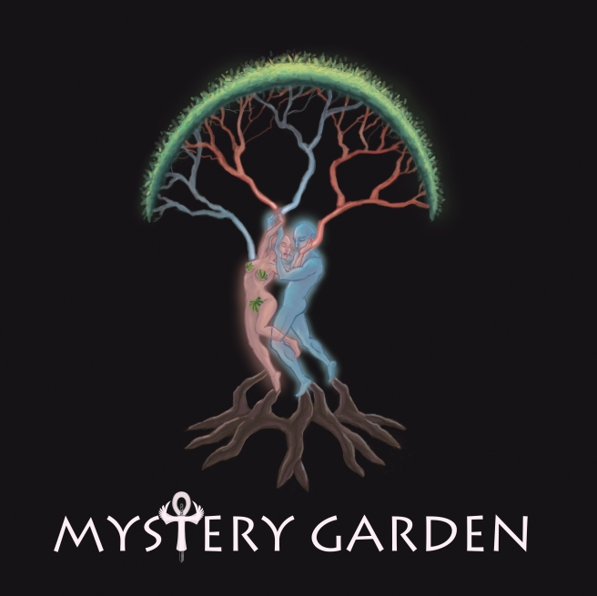 A1 COMPANY LOGO MYSTERY GARDEN PRODUCTIONS © 2012 (Refreshed Design)