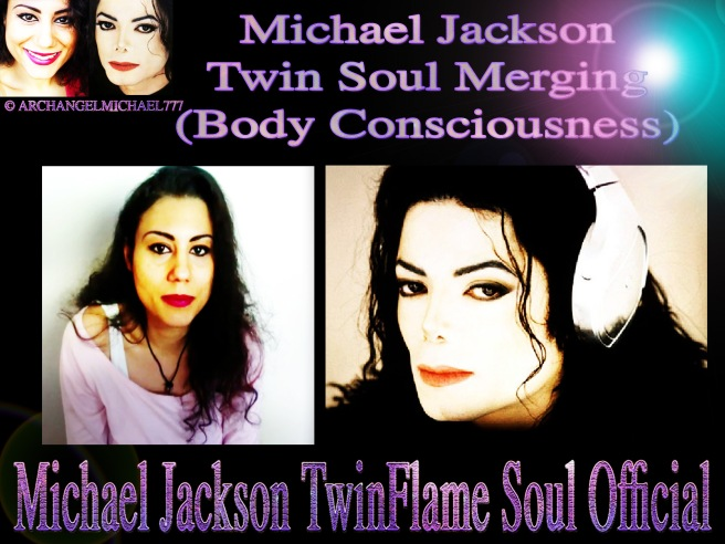 Cover Article Michael Jackson Twin Soul Merging Body Consciousness © Michael Jackson TwinFlame Soul Official