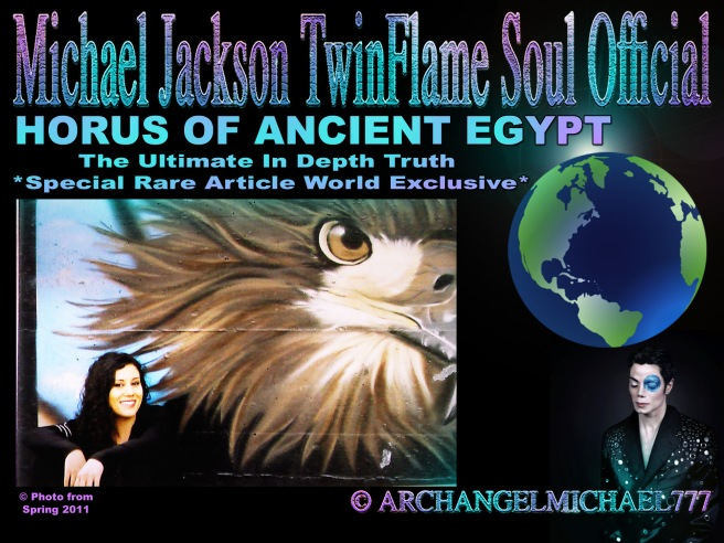 Horus of Ancient Egypt - The Ultimate In Depth Truth *Special Rare Article World Exclusive* © Michael Jackson TwinFlame Soul Official