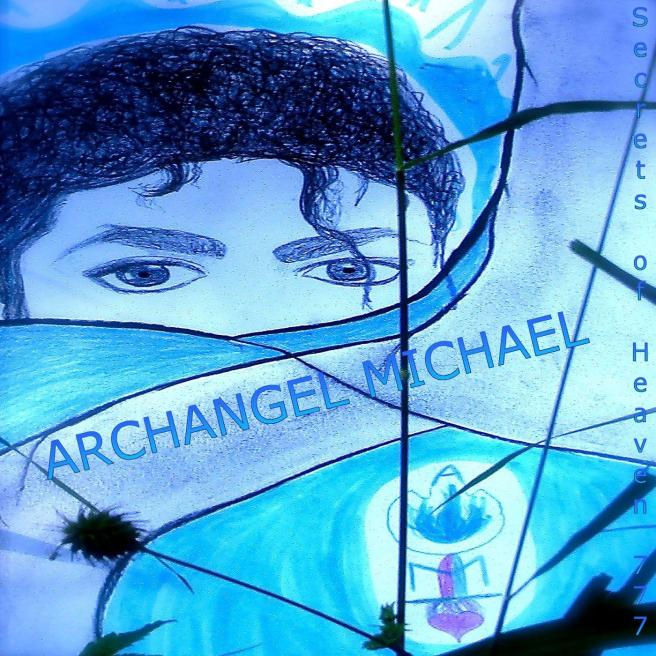 Archangel Michael (Secrets of Heaven 777) *OFFICIAL ALBUM COVER* by Susan Elsa July 2010 © Michael Jackson TwinFlame Soul Official