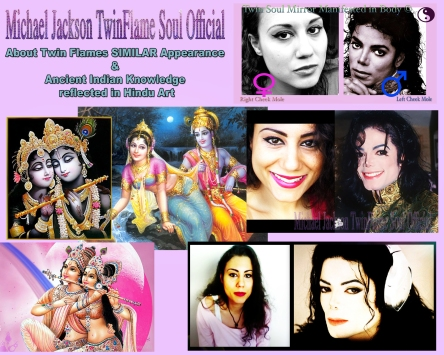 Michael Jackson: Twin Flames SIMILAR Appearance and Ancient Indian Knowledge reflected in Hindu Art (God & Goddess Paintings) -For Educational Purpose General Spiritual World Information- Michael Jackson TwinFlame Soul Official