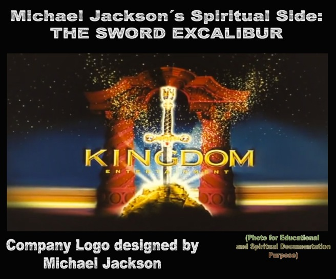Michael Jacksons Spiritual Side- The Sword Excalibur and Artistic Designs by MJ personally