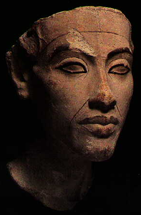 Akhenaten- Ancient Egyptian Bust for Educational Purpose - Michael Jackson TwinFlame Soul Official