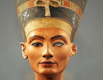 Nefertiti- Ancient Egyptian Bust for Educational Purpose - Michael Jackson TwinFlame Soul Official