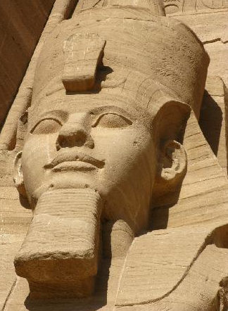 Ramses II - Ancient Egyptian Bust for Educational Purpose - Michael Jackson TwinFlame Soul Official