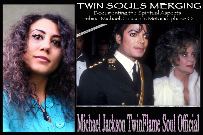 Twin Soul Mates Merging - Documentary on Michael Jacksons Metamorphosis with his TwinFlame Soul- Photo Collage 1- Educational Spiritual Purpose © ArchangelMichael777