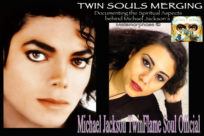 Documentary on Michael Jacksons Metamorphosis with his TwinFlame Soul- Photo Collage 2.1- Educational Spiritual Purpose