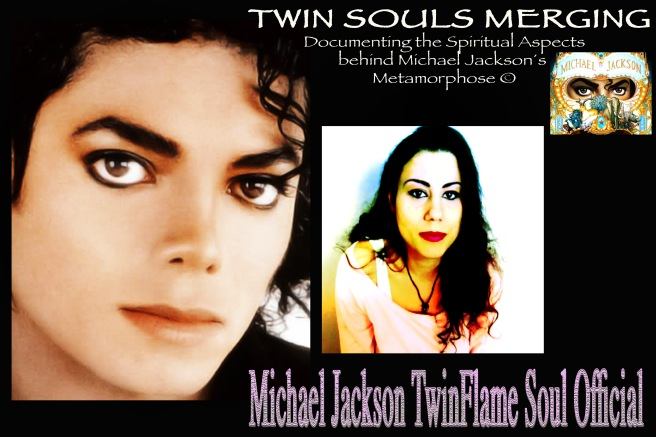 Michael Jackson TwinFlame Soul Metamorphose Story © ArchangelMichael777