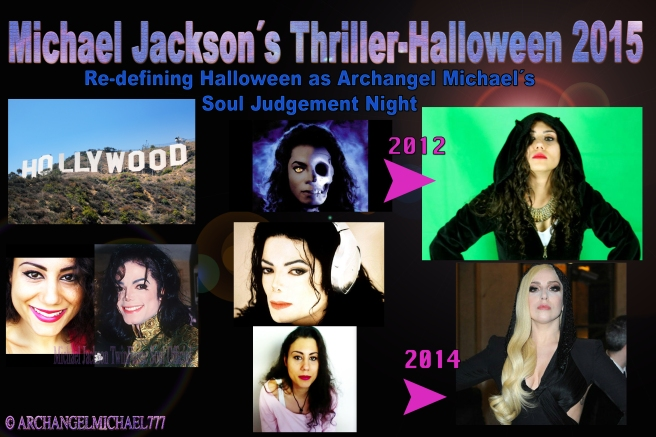 LADY GAGA - The Spiritual Truth behind Twin Flame Interferences & Extreme Psychological Warfare by HOLLYWOOD- *Thriller-Halloween Series Article* © Michael Jackson TwinFlame Soul Official