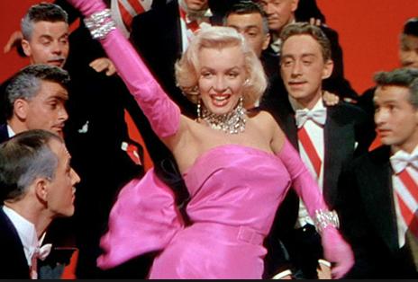 Marilyn Monroe Original- Photo for educational Purpose
