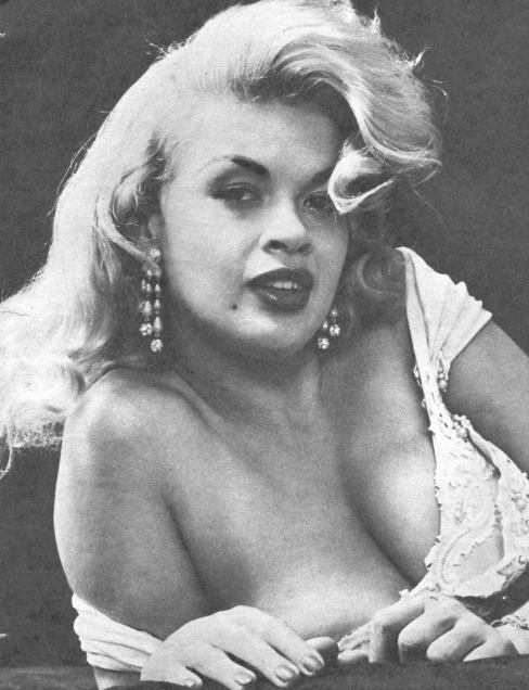 About SATANIST Jayne Mansfield and her Soul (Spiritual Article ArchangelMichael777) - Photo for educational Purpose