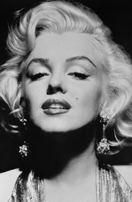 Marilyn Monroe was born 7 years prior to Jayne Mansfield (Photo for Educational Spiritual Purposes)