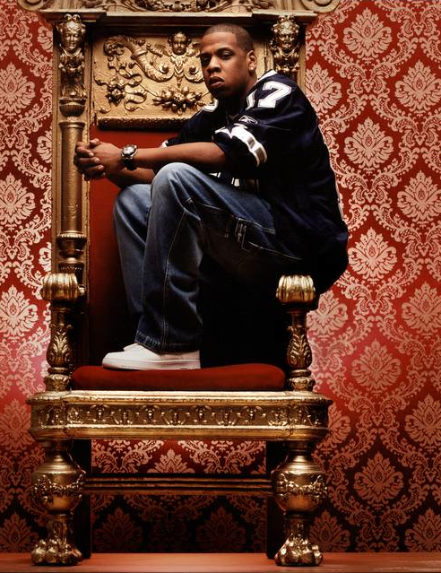 Jay Z Carter- Watch the Throne (Photo for educational Purpose)