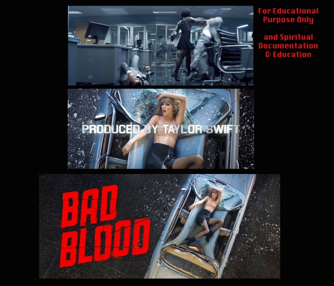 Taylor Swift Bad Blood and Hollywood Deception Questions