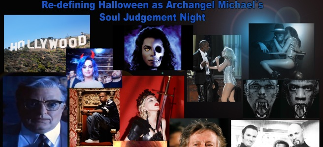 THRILLER NIGHT- ITS CLOSE TO MIDNIGHT (Special Article) © Archangel Michael Thriller Halloween Soul Judgement Night - Michael Jackson TwinFlame Soul Official Blog