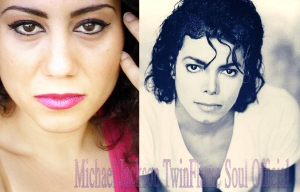 Susan Elsa- The One and Only True Authentic TwinFlame Soul of Michael Jackson and Female Counterpart Brand Artistry © ARCHANGELMICHAEL777