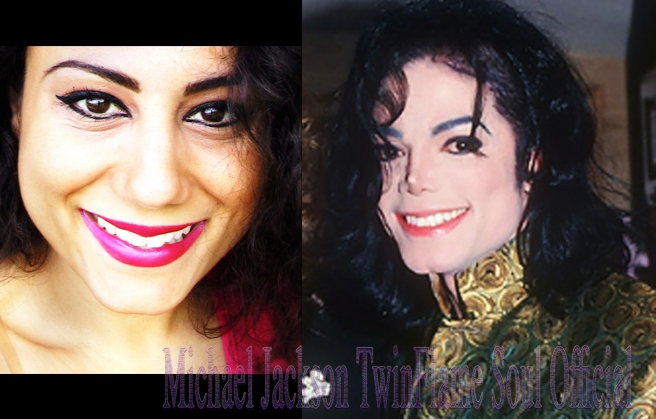 Michael Jackson and TwinFlame Soul Official Photos Analysis TWIN LOOK AND MERGING VISIBLE BIOLOGY © Michael Jackson TwinFlame Soul Official