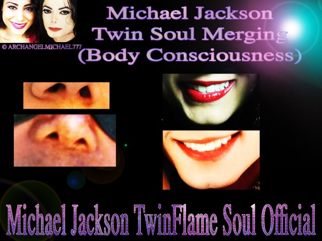 MJ Twin Visions in Art and Body Consciousness Merging with Spirit © Michael Jackson TwinFlame Soul Official