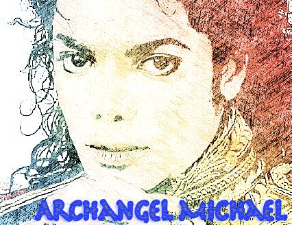 Archangel Michael Jackson Logo Spiritual PopArt 777 © Michael Jackson TwinFlame Soul Official Susan Elsa