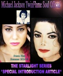 Michael Jackson and TwinFlame Soul Official Photos Analysis TWIN LOOK AND MERGING VISIBLE 3 © Michael Jackson TwinFlame Soul Official
