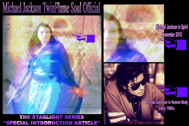 Michael Jackson in Spirit with Twin Flame I REMEMBER Album Channeling and Photo for Comparing Face Form © TwinFlame Soul Official Blog ArchangelMichael777