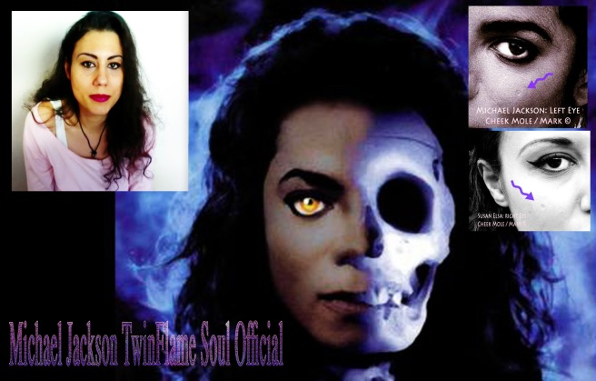 Michael Jacksons GHOSTS Message and his Other Half- TwinFlame Soul Official © ArchangelMichael777