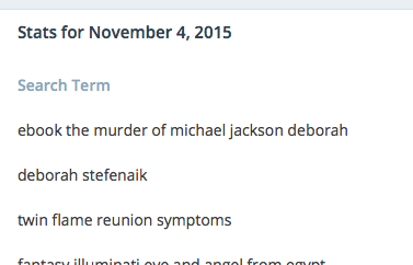 Deborah Stefeniak Murder Book is ANTI SPIRITUAL AND EXPOSING HER FALSE AGENT JOB TO ATTACK MICHAEL JACKSONS SOUL AND TWIN FLAME