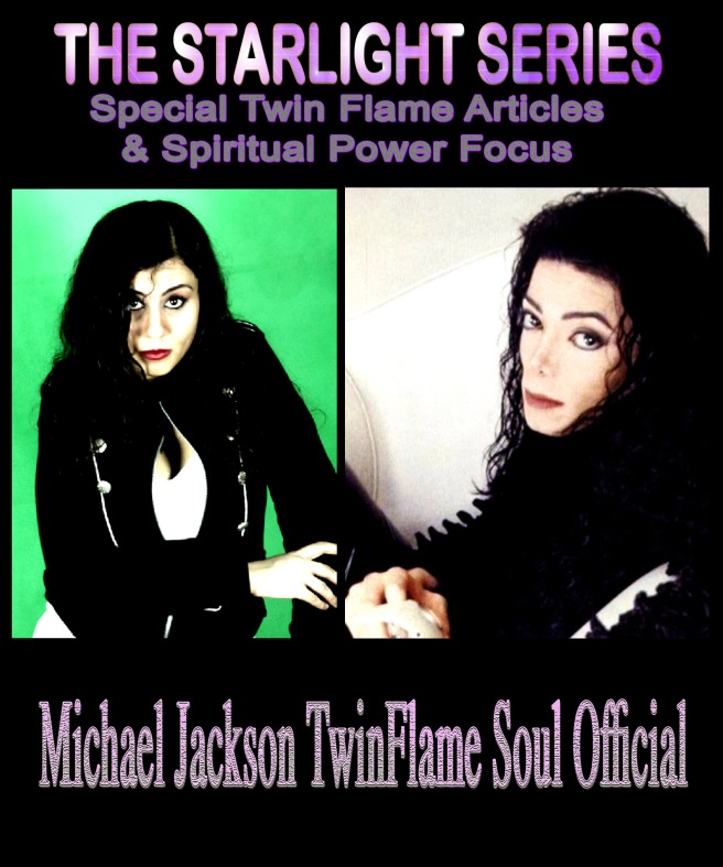 Starlight Series Scream Twin Flame © Michael Jackson TwinFlame Soul Official on ARCHANGELMICHAEL777
